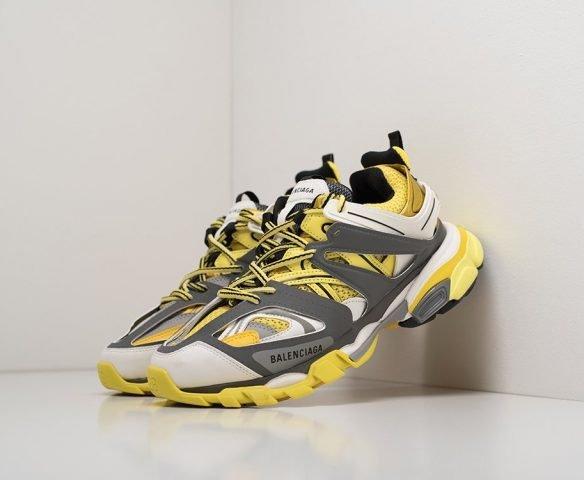 Balenciaga Track желтые