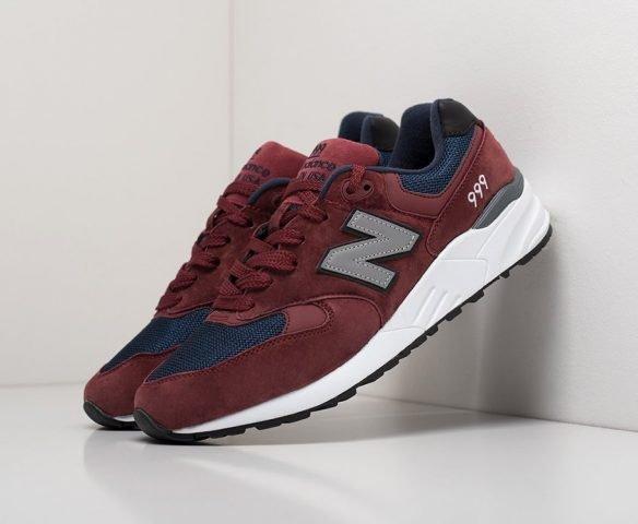 New Balance 999 красные