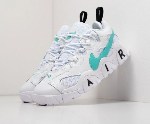 Nike Air Barrage Low white