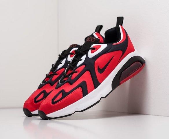 Nike Air Max 200 красные