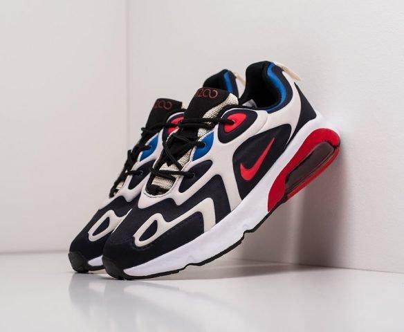 Nike Air Max 200 разноцветные