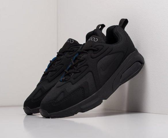 Nike Air Max 200 all black