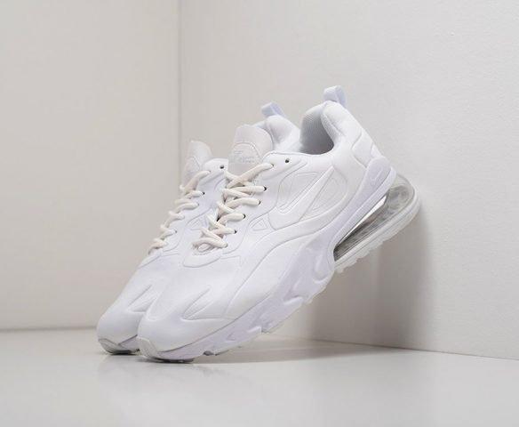 Nike Air Max 270 React white wmn