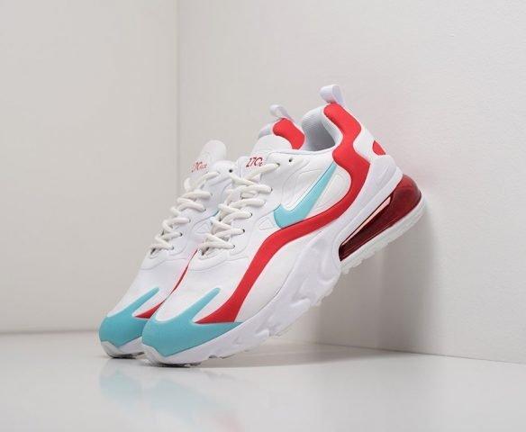 Nike Air Max 270 React wmn white