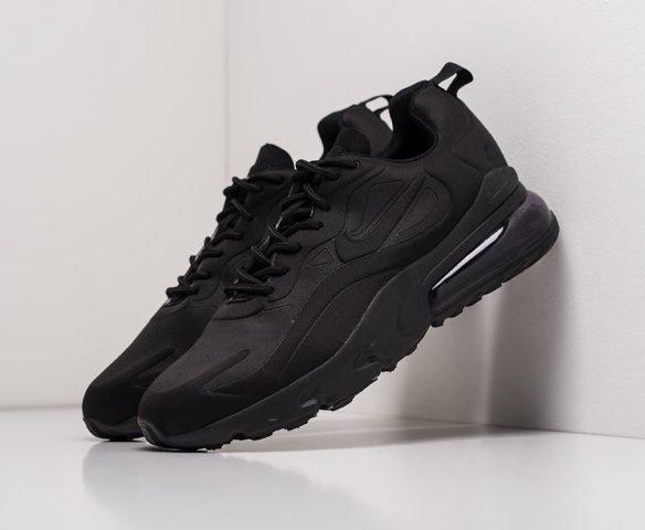 Nike Air Max 270 React черные (black)
