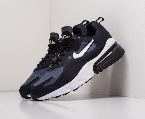 Nike Air Max 270 React black-grey