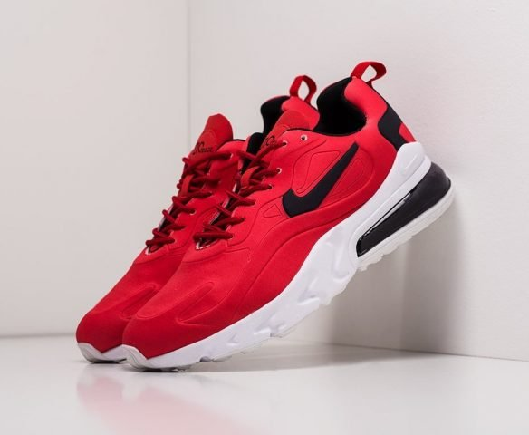 Nike Air Max 270 React красные