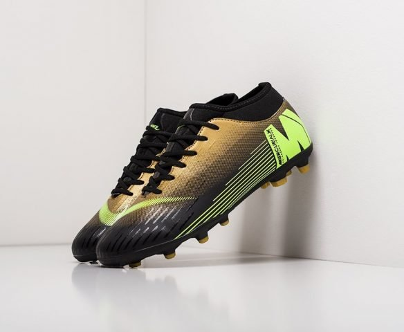 Nike Mercurial Vapor XII FG зеленые
