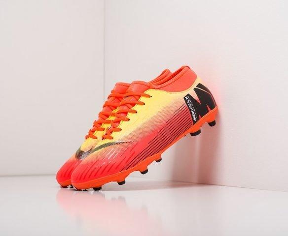 Nike Mercurial Vapor XII FG orange
