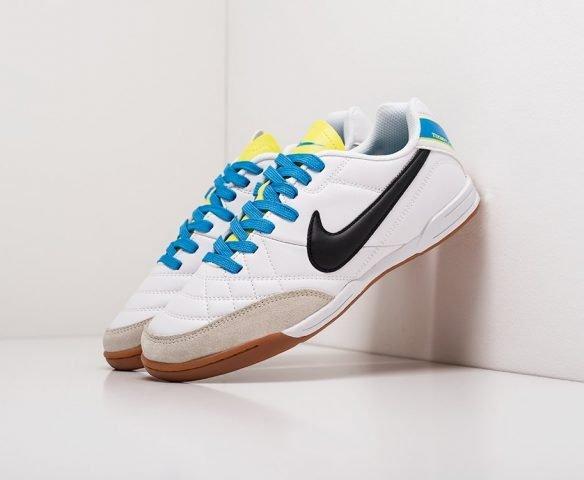 Nike Tiempo белые