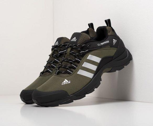 Adidas Climaproof зеленые