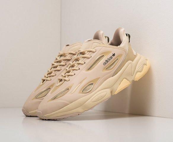 Adidas Ozweego Celox бежевые