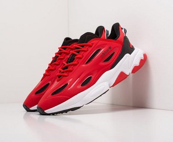 Adidas Ozweego Celox красные