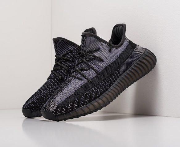 Adidas Yeezy 350 Boost v2 grey-black