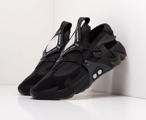 Nike Adapt Huarache black