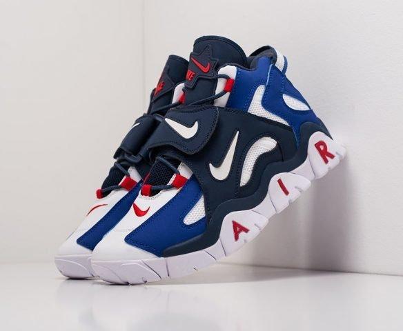 Nike Air Barrage Mid blue