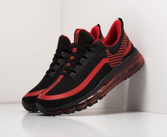 Nike Air Max 2019 черно-красные