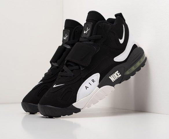 Nike Air Max Speed mid black