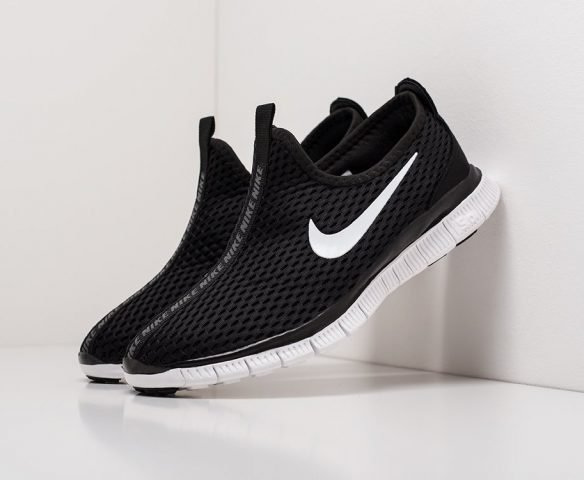 Nike Free Flyknit 5.0 black-white