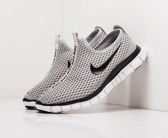 Nike Free Flyknit 5.0 grey