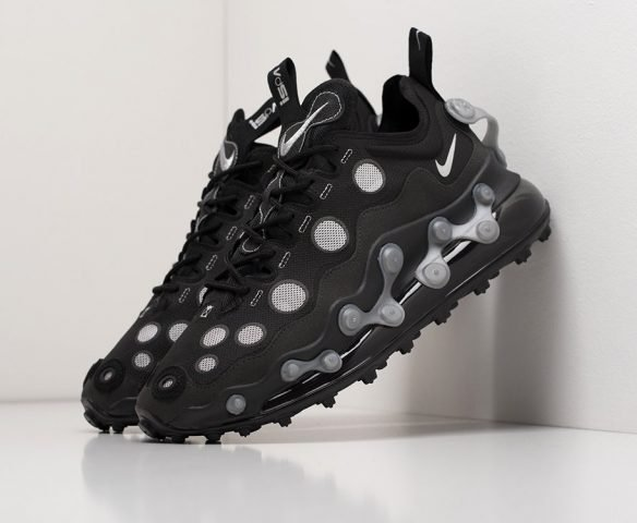 Nike ISPA Air Max 720 черные