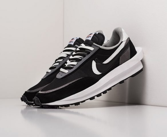 Nike x Sacai LDV Waffle black-white