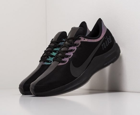 Nike Zoom Pegasus 35 Turbo черные (black)