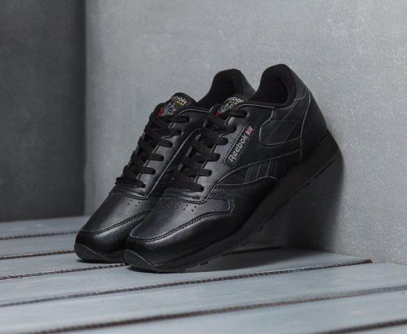 Reebok Classic Leather black