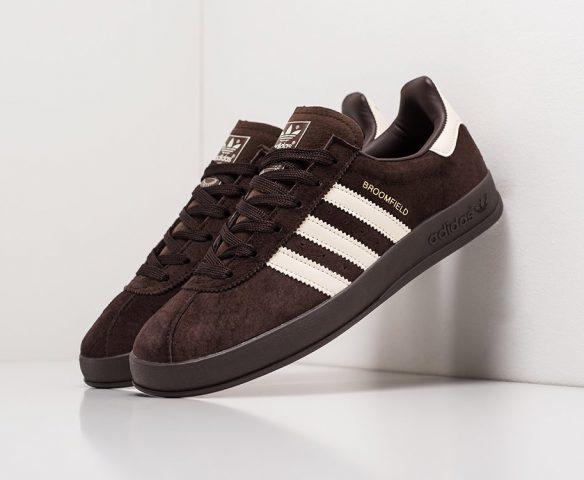 Adidas Broomfield коричневые