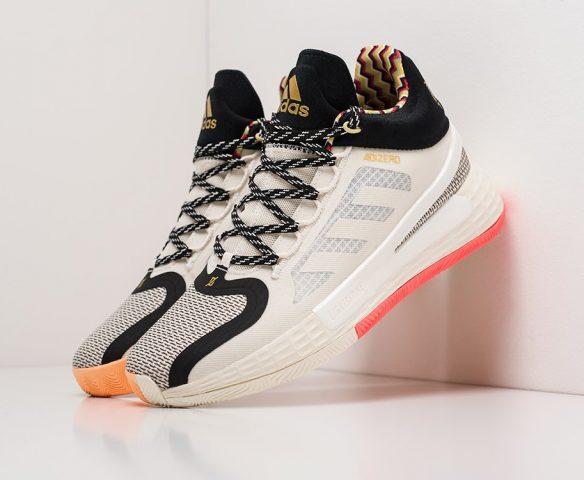Adidas D Rose 11 белые