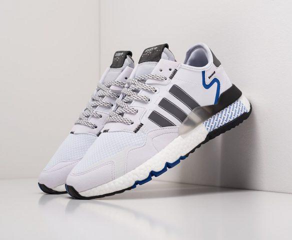 Adidas Nite Jogger white-grey