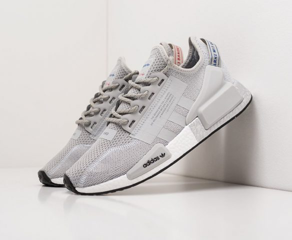 Adidas NMD R1 V2 белые