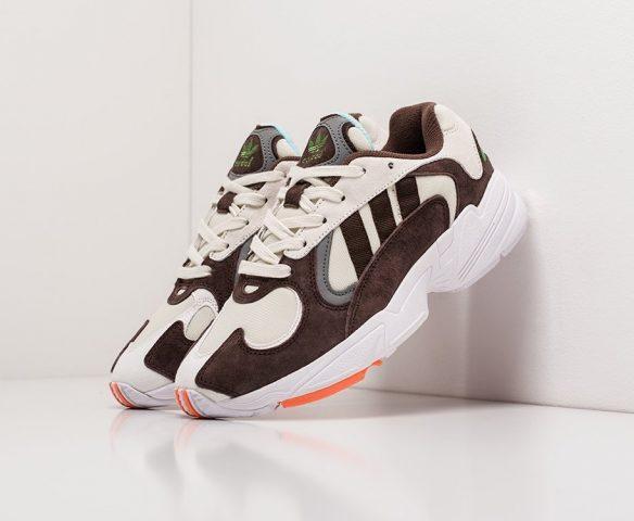Adidas Originals Yung 1 серые