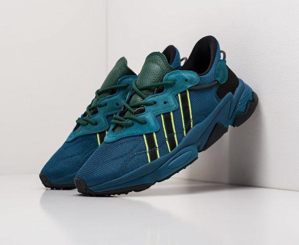 Adidas Ozweego dark green