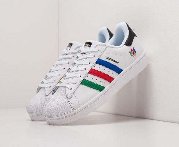 Adidas Superstar wmn white