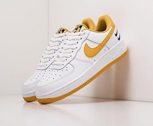 Nike Air Force 1 Low lthr white-brown