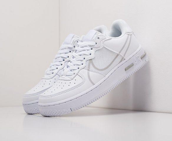 Nike Air Force 1 Low React white