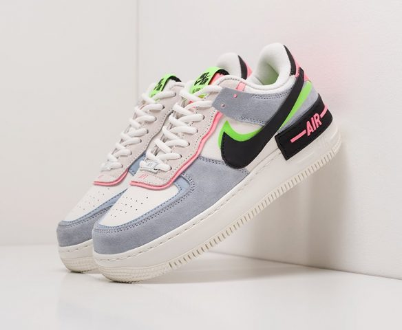 Nike Air Force 1 Shadow wmn multicolored