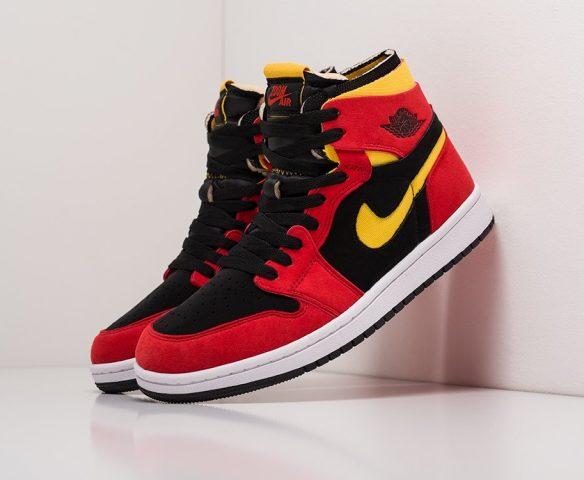 Nike Air Jordan 1 Zoom Air CMFT black-red