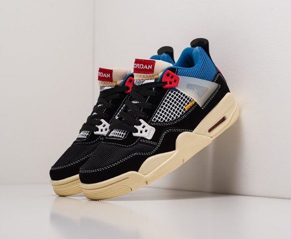 Nike Air Jordan 4 Retro wmn серые