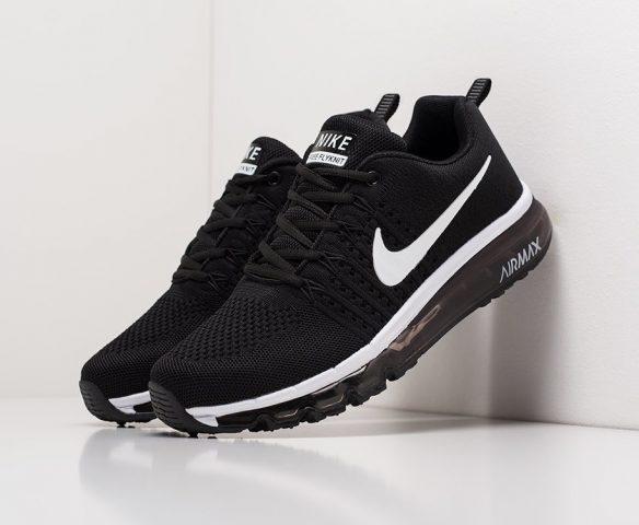 Nike Air Max 2017 low black-white