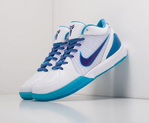 Nike Kobe 4 Protro white-blue