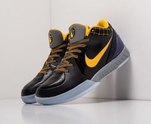 Nike Kobe 4 Protro черные