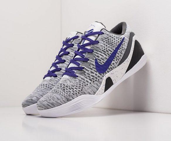 Nike Kobe 9 Low grey