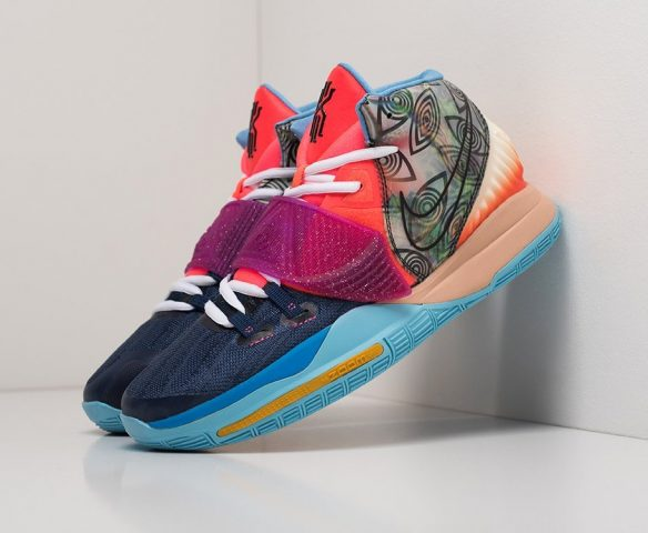 Nike Kyrie 6 разноцветные