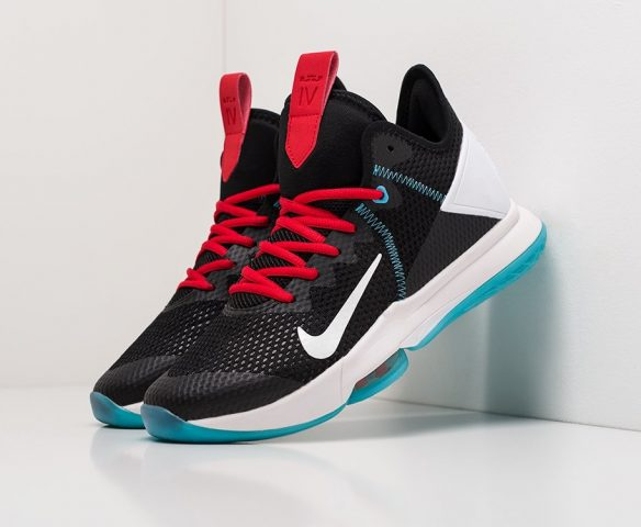 Nike Lebron Witness IV black
