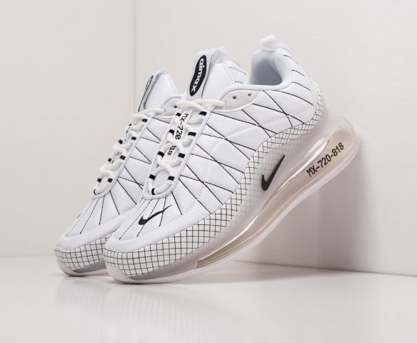 Nike MX-720-818 low белые