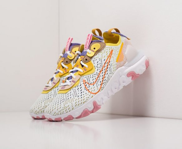 Nike NSW React Vision белые