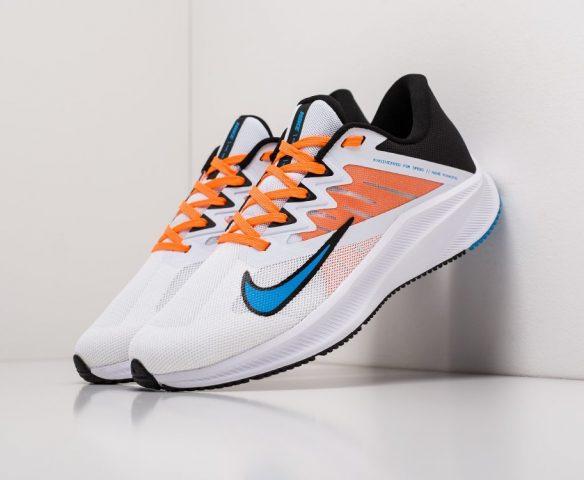 Nike Quest 3 белые