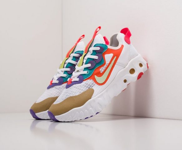 Nike React ART3MIS white
